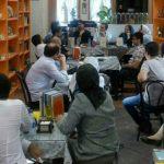 بحث و فحص در کافه کتاب های تبریز
