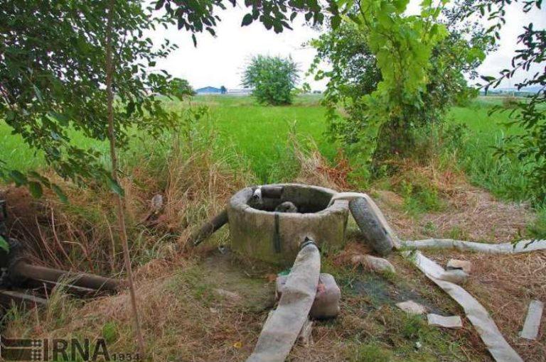 چشم غره چاههای غیرمجاز به منابع آب زیرزمینی
