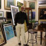 همآوایی تاریخ و هنر در گالری نقاشی نخجوانی