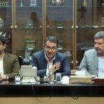 وزیر صمت تاکید کرد : طرح شناسایی ظرفیت های تولید ملی برای آینده تولید کشور بسیار اثرگذار خواهد بود/ ایجاد طرح های پیشران در مناطق محروم امروز یک ضرورت است