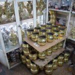 رونق هنروصنعت پیشینیان درآذربایجان/بازگشت سماور زغالی به خانه ها