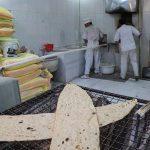 سهم من از بحران کرونا سهم نانوایان تبریزی در مهار کرونا