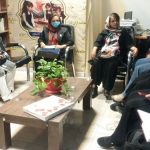 اجرای طرح جا گذاشتن عمدی کتاب در تبریز